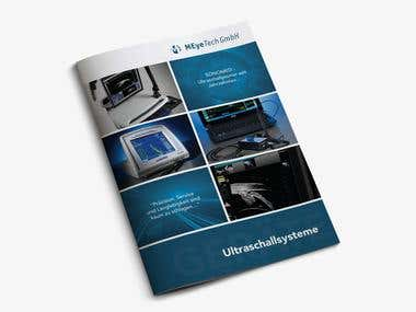 MEye Tech medical brochures