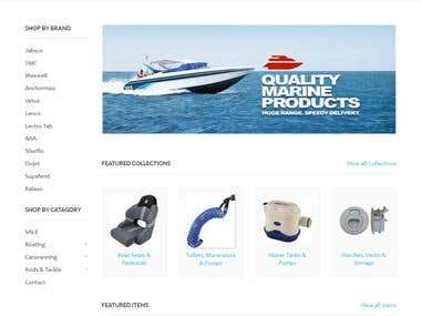 Grab Your Tackle - Online Store