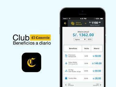 App Club El Comercio