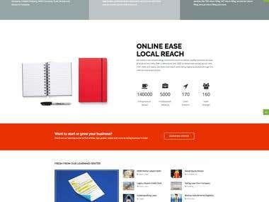Website for Indiafilings.com