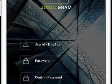 Justagram - Instagram Clone