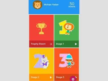 Lighthouse English Learning App