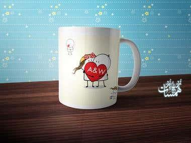 t-shirt&mug