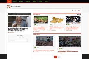 Servay Website