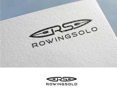 Rowingsolo logo