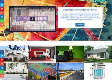 Sitio Web Dinamico