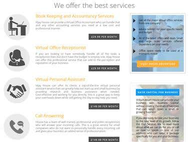 Vijay House WordPress