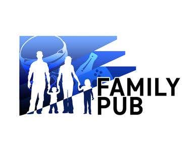 Family Pub Logo Concepts