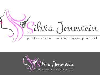 Hair & makeup logo