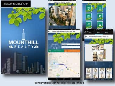 ANDROID MOBILE APP