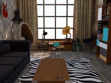 Various Interiors