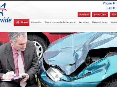 This is a insurance company's site .