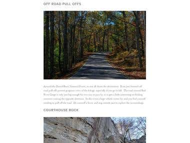 A TRAVEL GUIDE: 24 HOURS IN RED RIVER GORGE