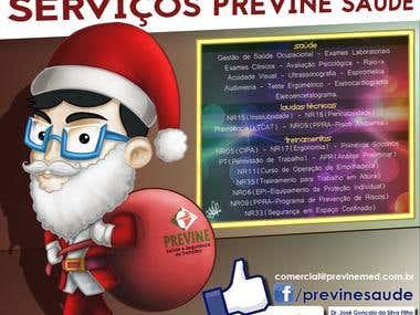 Natal Previne (Christmas Previne)