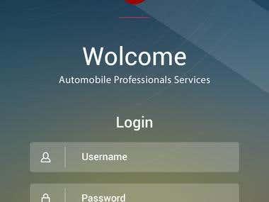 App designing