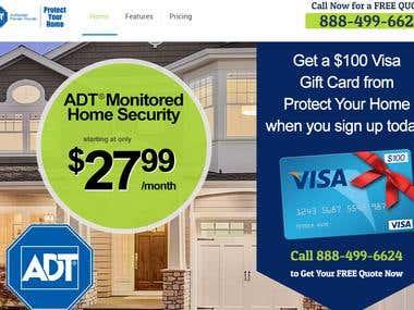 WEBSITE - ADT Pay-per-click