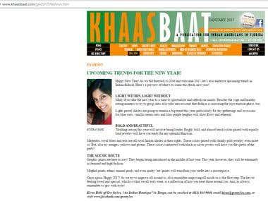 Khaasbaaat Blogger