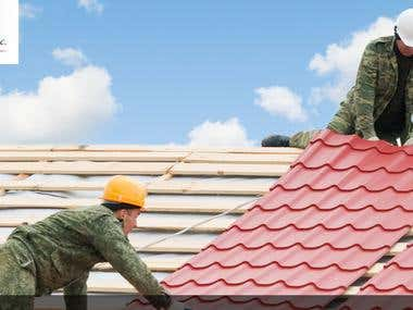 WEBSITE - Roofing Company
