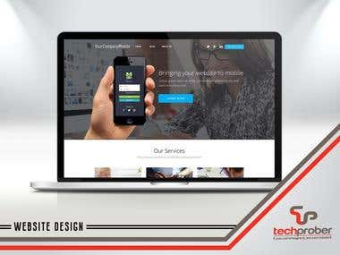 Website Design #11
