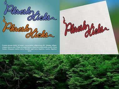 Logo Phresh Kicks