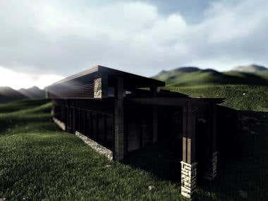 Earthship Home Design