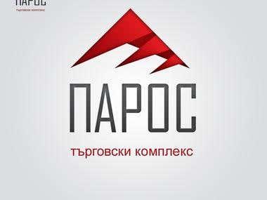 Paros web site ,logo, corporate identity