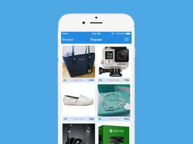 Listia (Shopping App)
