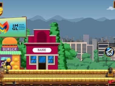 Adhoc Testing of Nara Runner Android App