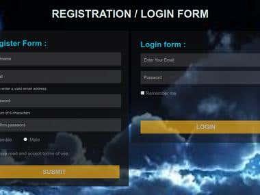 Form    sabir.000webhostapp.com