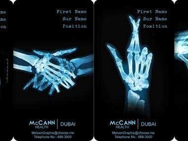 McCANN Medical X-Ray Technicians
