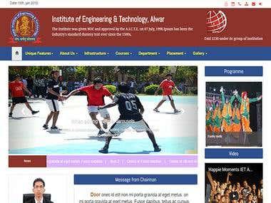 Institute of Engineering & Technology, Alwar
