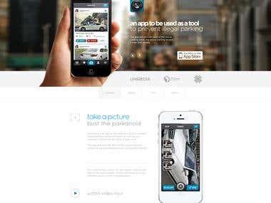 App Preview site