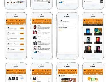Eppy Mobile App