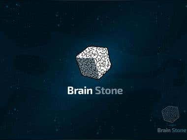 Brain stone