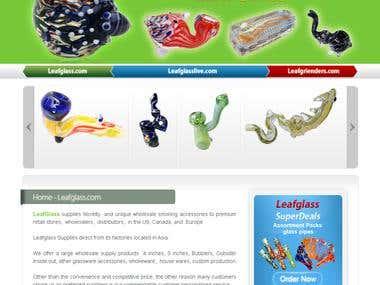 Leafglass.com