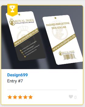 Design of Swing Tag