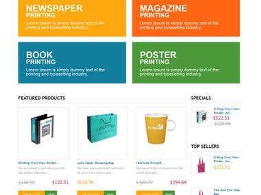 Online Shoping Cart