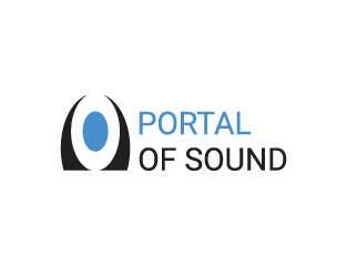 Logo & Website Design for portalofsound.com