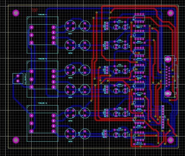 PCB Design in Proteus | Freelancer