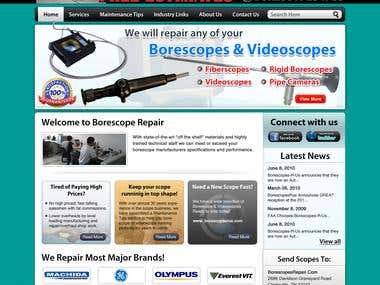 Borescope Repair
