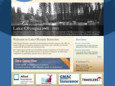 Lake Olypia Insurance