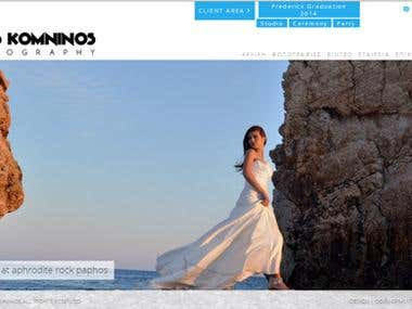 This is wedding  photography site.
