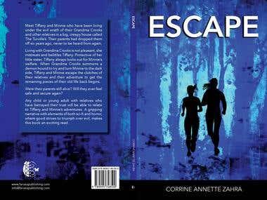 BOOK EDITING COVER DESIGN & BLURB CONTENT