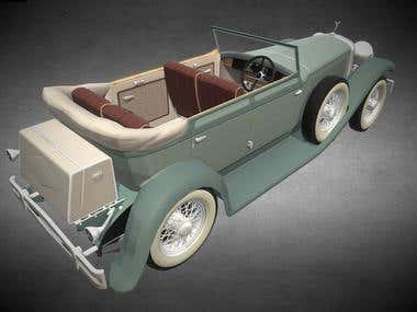 Isotta-Fraschini Tipo 8a