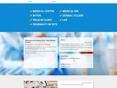 Physicians website