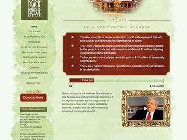 Blacksburg History