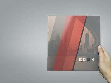 Eden International Brochure