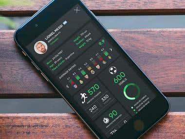 DefyU - Fantasy Soccer App