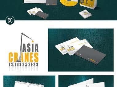 Asia Crane Branding