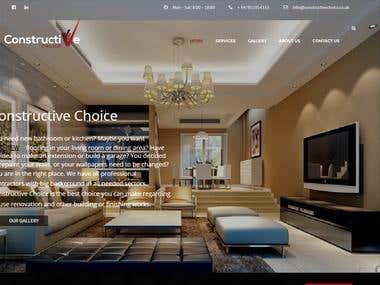 British company website